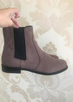 Ботинки челси h&m