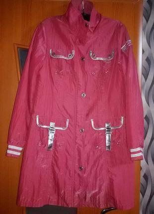 Плащ пальто размер 48-54