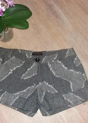 Шикарные теплые шорты  pole&pole