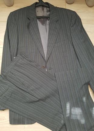 Классический костюм zara