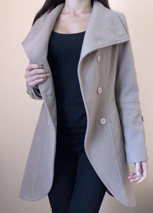 Осіннє класичне пальто 🍂💛