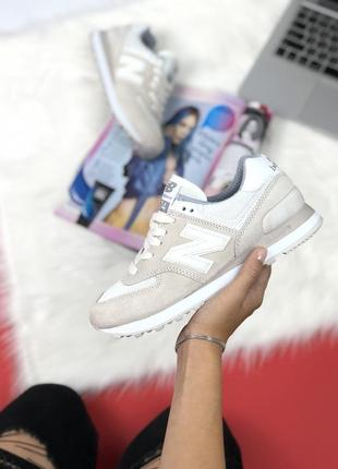 Светлые женские кроссовки 36 37 38 39 40 размер