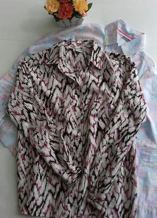 Крутая рубашка-блузка нового состояния, р. l