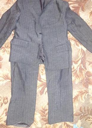 Школьный костюм 8 9 лет