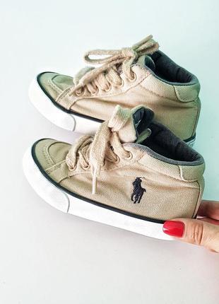 Дитячі черевички/кеди polo