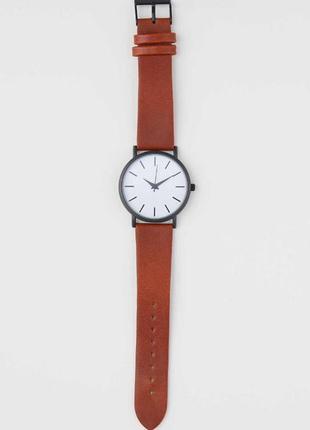 Новые стильные часы h&m