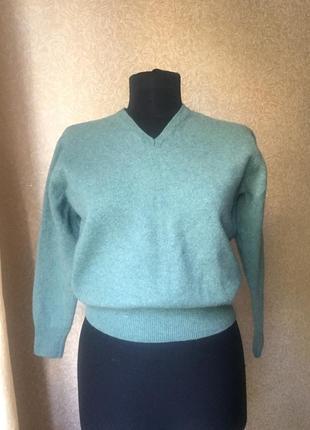 Кофта, свитер 100% шерсть