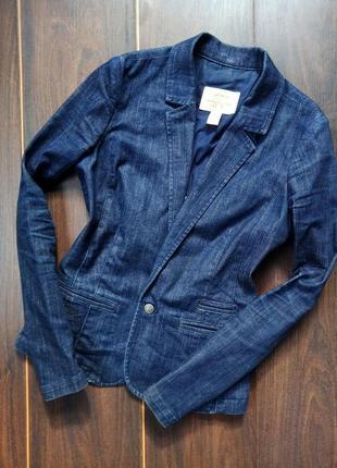 Джинсовая куртка/джинсовый пиджак
