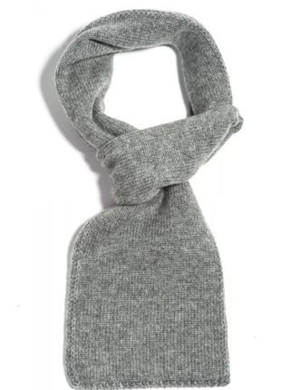 Кашемировый шарф piacenza cashmere italy