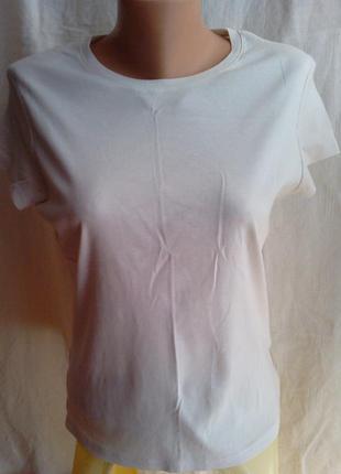Базова біла футболка 096eff6f829c2