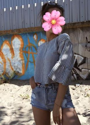 Блуза bershka 🔥sale