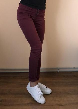 Стильні бордові штани 💁🏻♀️