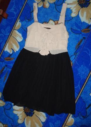 Шикарное нарядное платье от h&m