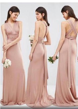 Распродажа!!платье трансформер tfnc