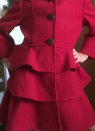 Круте пальто monsoon на 3-4 роки