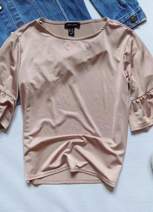 Сатиновая блуза от new look  кофта