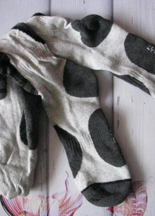 Лыжные термо носки гольфы crivit размер 45-46