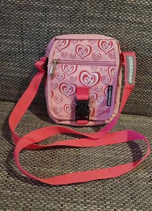 Спортивная удобная сумка сумочка кошелек