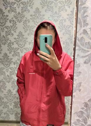 Куртка вітровка timbarland