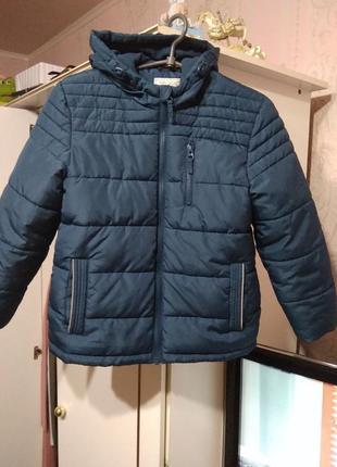Зимняя куртка (холофайбер) george 9 - 10 лет