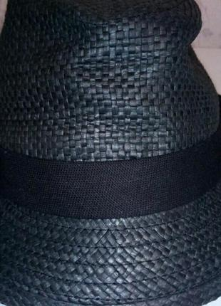 Шляпка демисезонная унисекс accessoirez