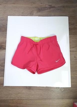 Спортивные шорты nike 2 в 1  s детский