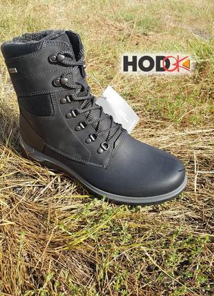 Зимние мужские ботинки ecco whistler. новинка