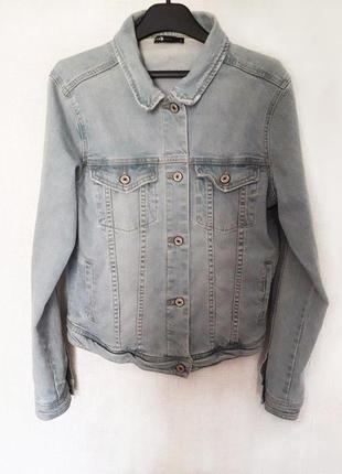 Джинсовка\джинсовая куртка oodji