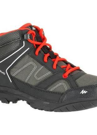 Quechua arpenaz 50 ботинки полуботинки мальчик/девочка р.33-34/21,5см англия