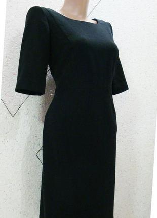 Платье футяр с коротким рукавом размер 8-104