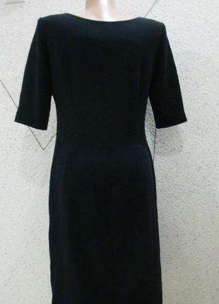 Платье футяр с коротким рукавом размер 8-102