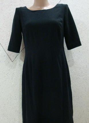 Платье футяр с коротким рукавом размер 8-105