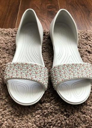 Балетки crocs - оригинал