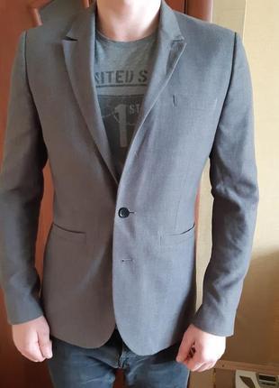 Пиджак мужской брендовый