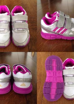 Кроссовки adidas р. 25, 14.5 см.2