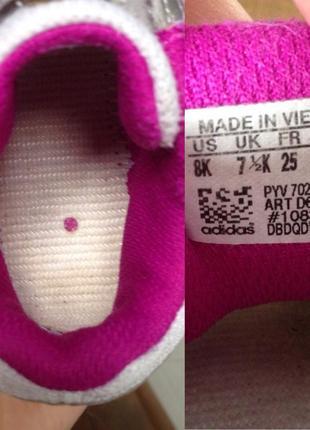 Кроссовки adidas р. 25, 14.5 см.3