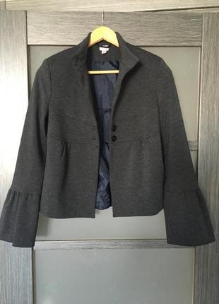 Жакет, пиджак, блейзер из джерси