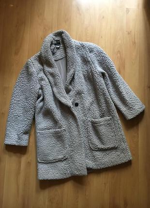 Плюшеве пальто best connections