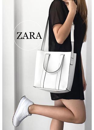 Новая сумочка от zara