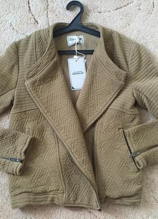 Курточка пиджак pull&bear