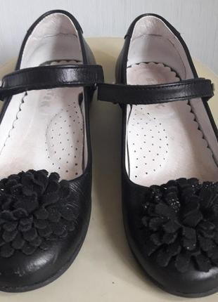 Школьные туфли bartek р 32