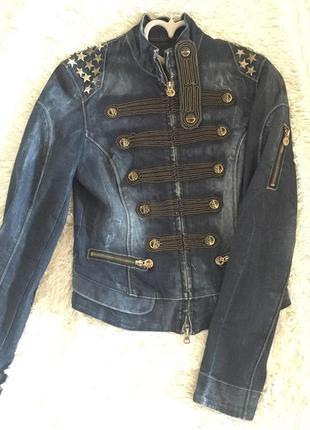 Продам стильный джинсовый пиджак