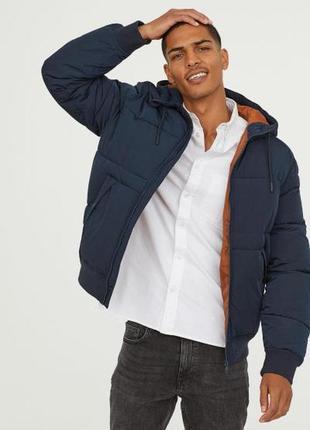 Оригинальная куртка от бренда h&m разм. xxl