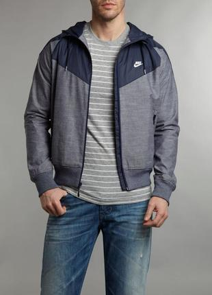 Куртка на осень nike ® windrunner men's jacket