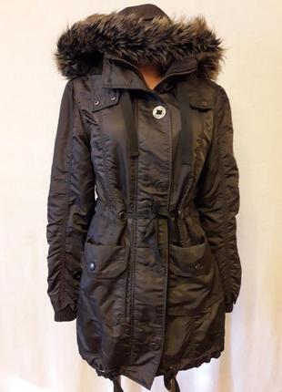 Демисезонная куртка парка фирмы kenvelo p. m