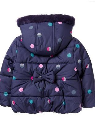 Новая куртка gymboree 95-104см(5т) курточка деми джимбори