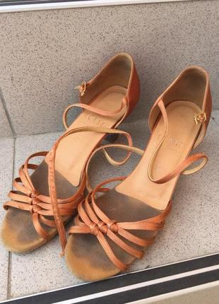 Туфли для бальных танцев 37