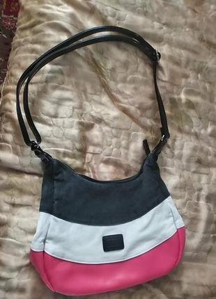 Спортивна сумка на плече