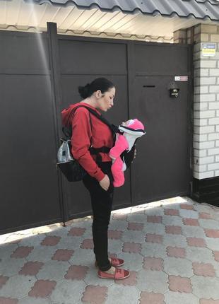 Продам кегурушку для носки ребенка