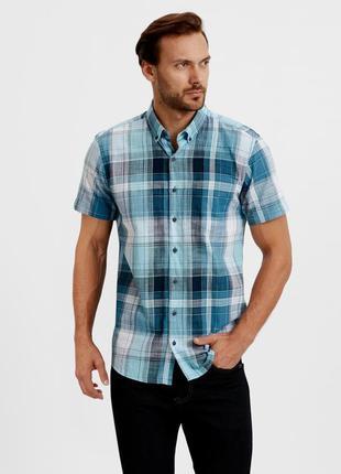 16-79 lcw мужская рубашка в клетку lc waikiki турецкий бренд